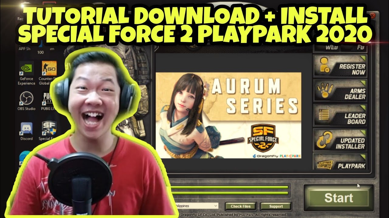 TUTORIAL DOWNLOAD + INSTALL SPECIAL FORCE 2 PLAYPARK INDONESIA 2020
