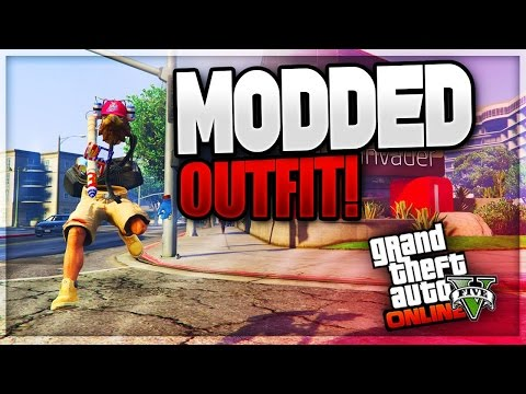 GTA 5 Clothes Glitches 1.34: AWESOME