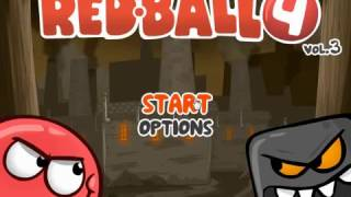 Red Ball 4 Volume 3 Full Gameplay Walkthrough