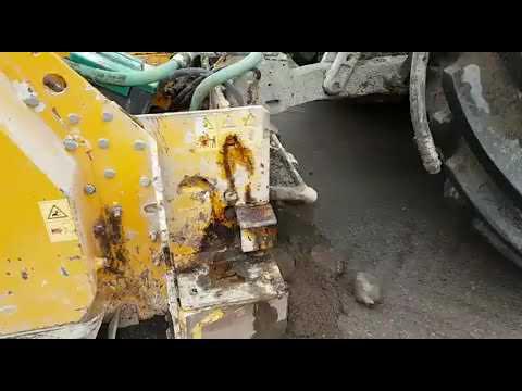 Крашер, камнедробилка ATTILA, ремонт дороги