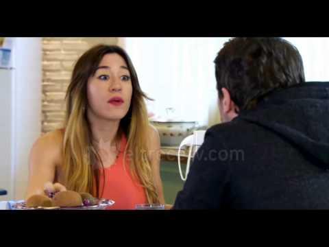 Jimena Barón le tiró una indirecta a Osvaldo en plena ficción