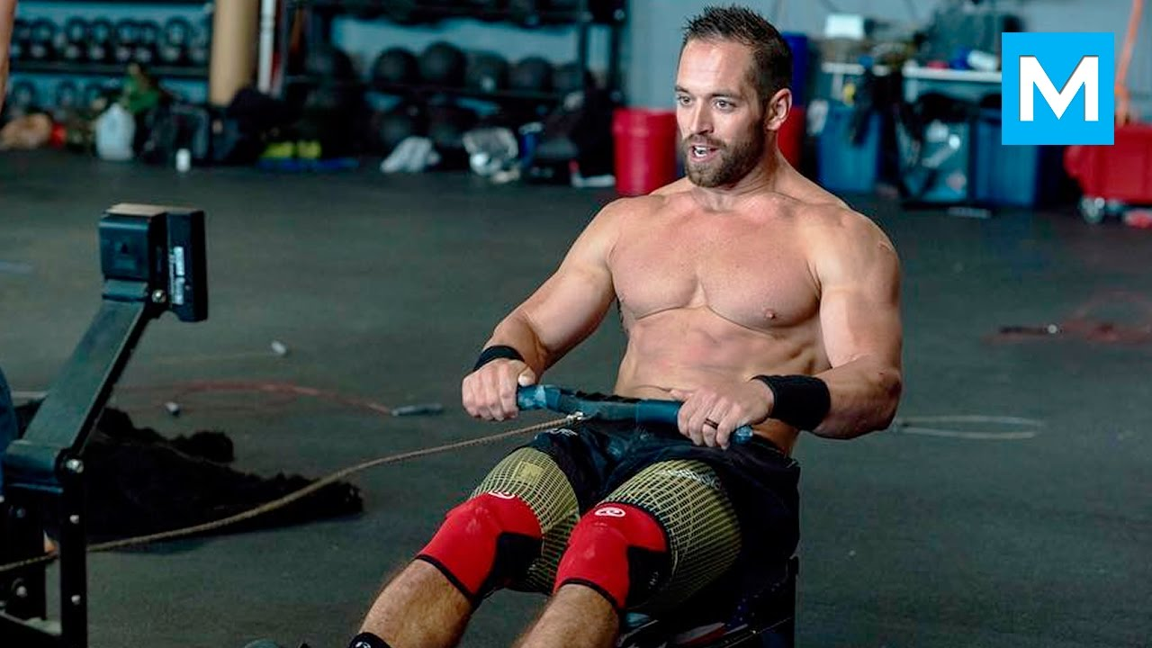 rich froning crossfit workouts muscle madness youtube