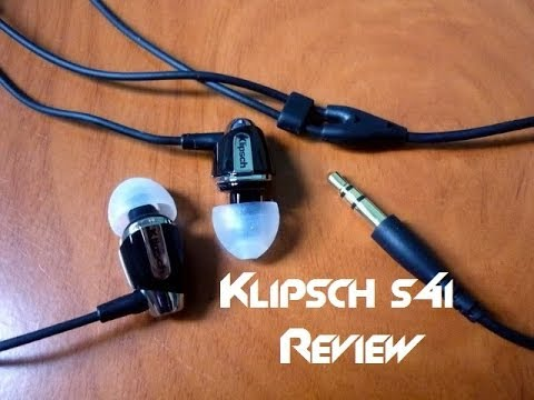 Best Earphones Under $50! - Klipsch s4i/s4-II/s4 Review and Unboxing