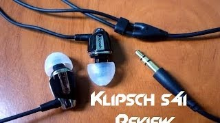 Video Best Earphones Under $50! - Klipsch s4i/s4-II/s4 Review and Unboxing download MP3, 3GP, MP4, WEBM, AVI, FLV Juli 2018
