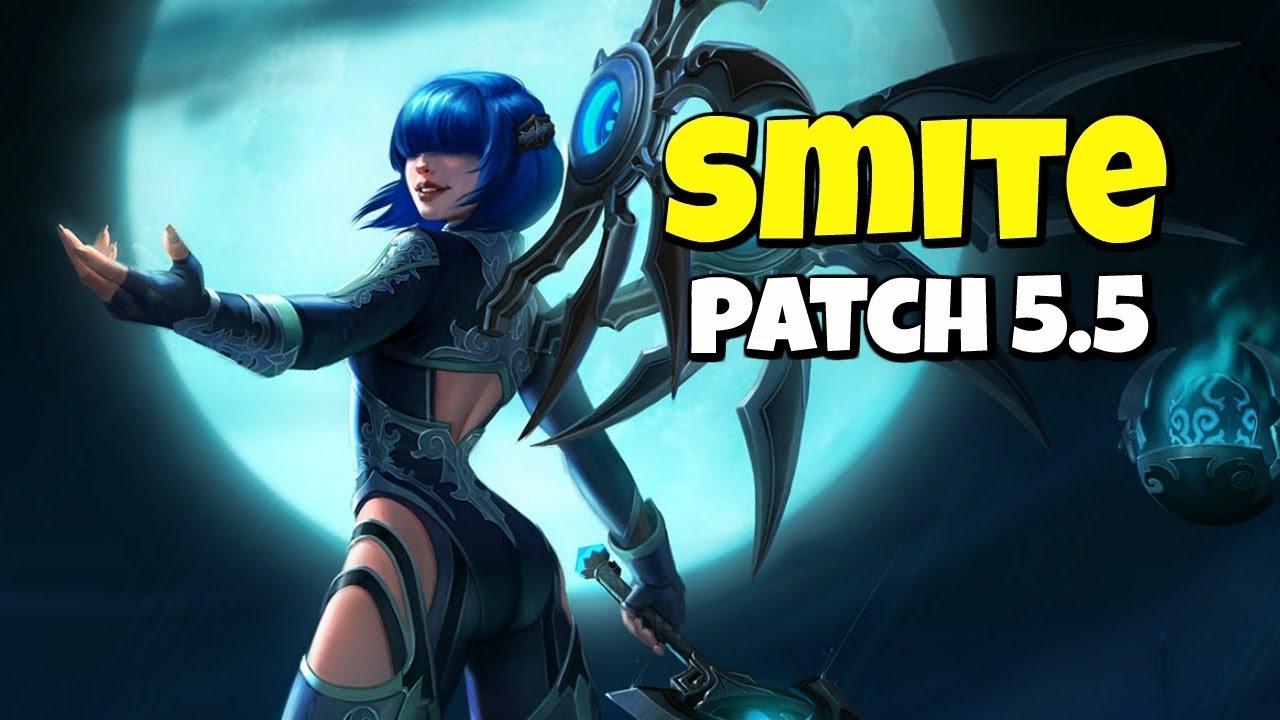 Smite Patch 5.3
