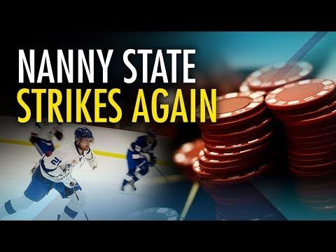 "Canada's ""nanny state"" policy on sports betting will cost us"