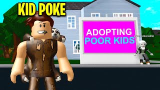 GRANDMA Wanted POOR KIDS Only.. Her Reason Why Will Shock You! (Roblox)