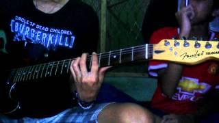 Remember Of Today - Pergi Hilang dan Lupakan (Guitar cover) by Rizky with Bagas