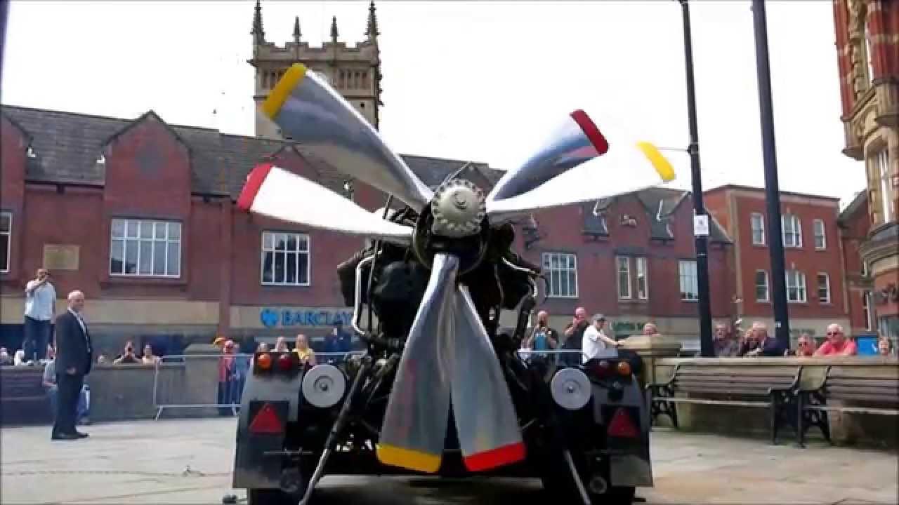 Rolls Royce Griffon V12 Aeroplane Engine