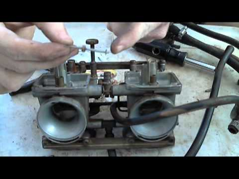 Step-By-Step GS500E Carburetor Cleaning - YouTube