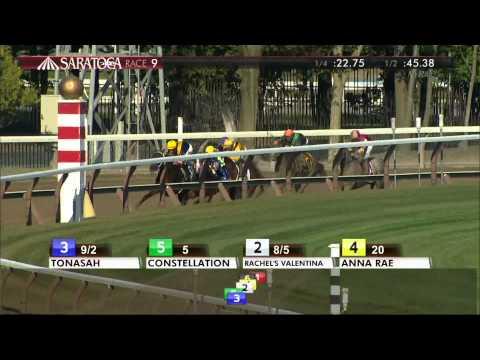 Rachel's Valentina - 2015 Spinaway Stakes