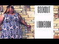 Cookout Lookbook|Plus Size Fashion|July 4th|4th of July|Fireworks Fashion🎆👠|Summer Fashion|