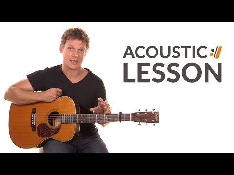 Joy Of The Lord - Rend Collective // Acoustic Tutorial