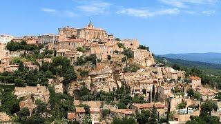 Gordes - a beautiful hilltop village, France, Provence [HD] (videoturysta.eu)