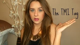 The TMI Tag (Turn ons, turn offs, tattoos, piercings) | Faobeauty Thumbnail