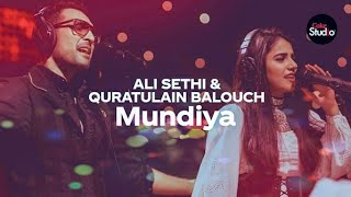 Mundiya | Ali Sethi & Quratulain Balouch | Coke Studio Season 12 | Episode 6