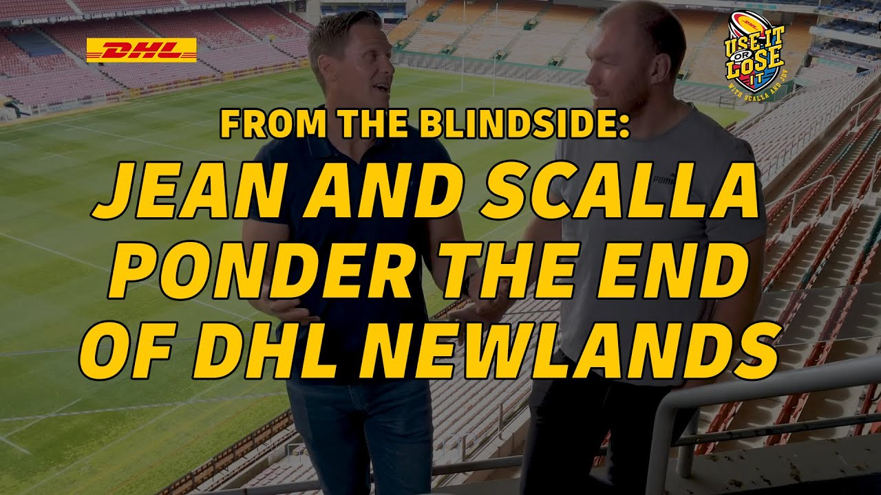 How do Jean and Scalla feel about the end of DHL Newlands? | Use It or Lose It