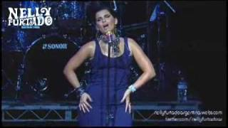 Nelly Furtado - Say It Right (Live In Los Angeles)