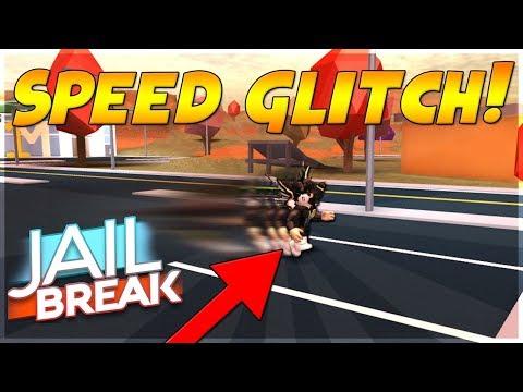 Roblox Jailbreak Exploit Money Hack Speed Jump Fastest Speed Glitch In Jailbreak Youtube