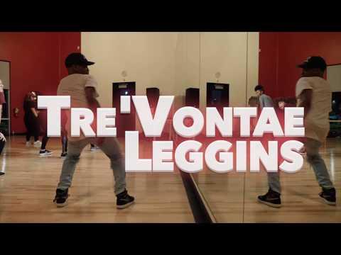 WIPE ME DOWN  choreography  TREVONTAE LEGGINS