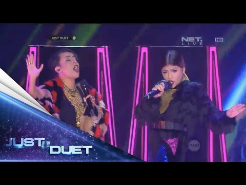 Let It Go!! Sara & Nowela were performing Demi Lovato's song! - Live Duet 03 - Just Duet