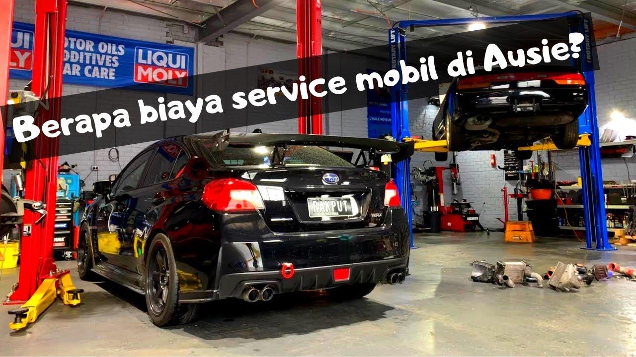 Biaya service mobil di Ausie, berapa ya? - YouTube