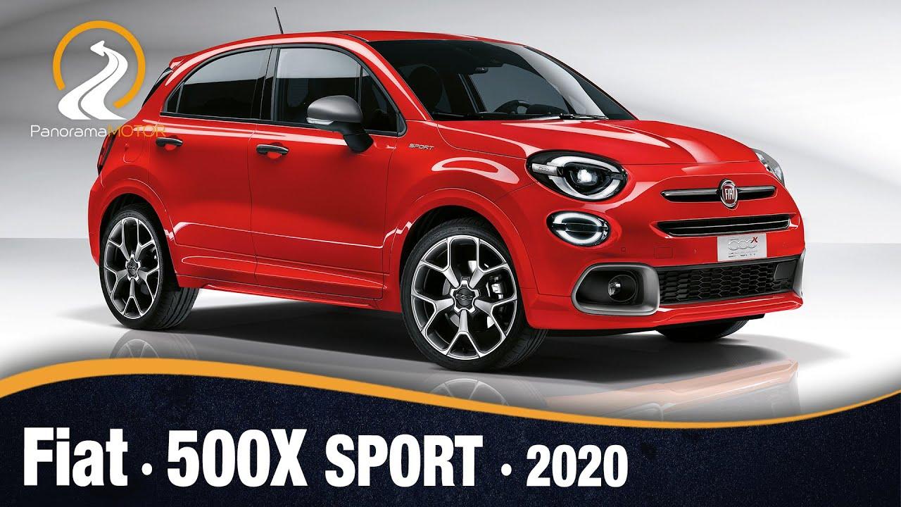 Fiat 500X Sport 2020   Información Prueba Review   UNA OPCIÓN A LOS SUV TRADICIONALES...