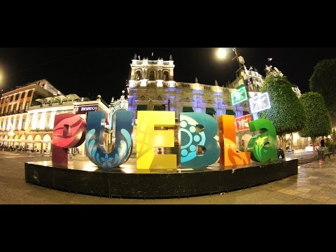 Puebla., Mexico promotional video