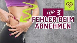 🎉 TOP 3 Low Carb FEHLER beim ABNEHMEN 😭‼️  Low Carb Diät
