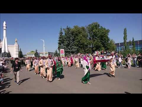 ВДНХ 2018 парад