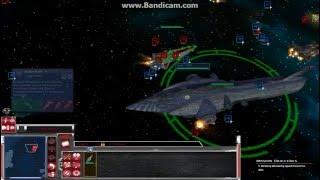 star wars republic at war malevolence (only) vs 3 venators (HD 720p)