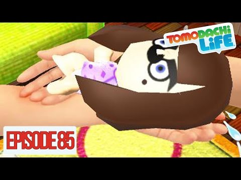 A Tomodachi Life #85: Sages Jr.