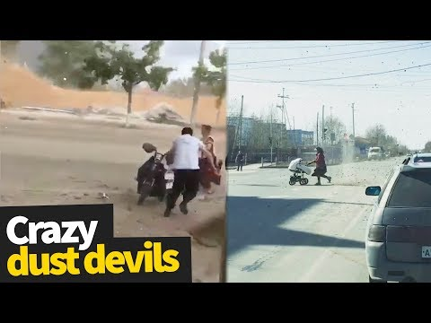 Extreme Dust Devil Compilation 2019 | Crazy Dust Devils