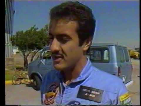رحلة استكشاف الفضاء برنامج وثائقي عن رائد الفضاء الامير سلطان بن سلمان Youtube