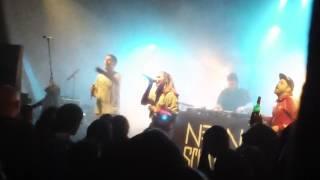 Neonschwarz (Hip Hop Hamburg) Unser Haus live @ Potsdam 2017