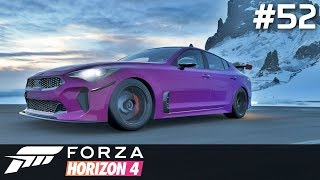 Forza Horizon 4 PC [#52] Kolejny $1 MILION, Skie PCHA na BANDĘ /z Skie