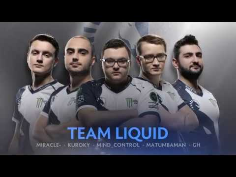 TI7 Team Liquid Intro