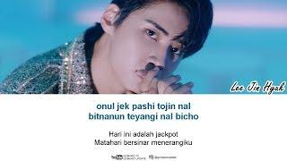 Lee Jin Hyuk - I Like That [EasyLyrics/IndoSub] by GOMAWO