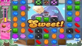 캔디크러쉬사가 레벨 1673 공략, Candy Crush Saga Level 1673 Clear