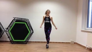 "Zumba with Nini - ""Boom"" Major Lazer"
