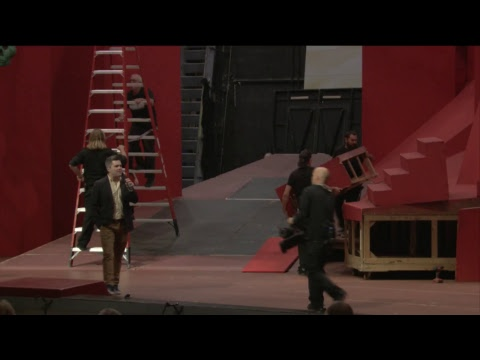 SF OPERA GOES LIVE - Turandot Open Curtain Intermission