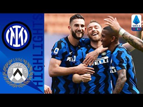 Inter 5-1 Udinese | I nerazzurri chiudono a 91 punti | Serie A TIM