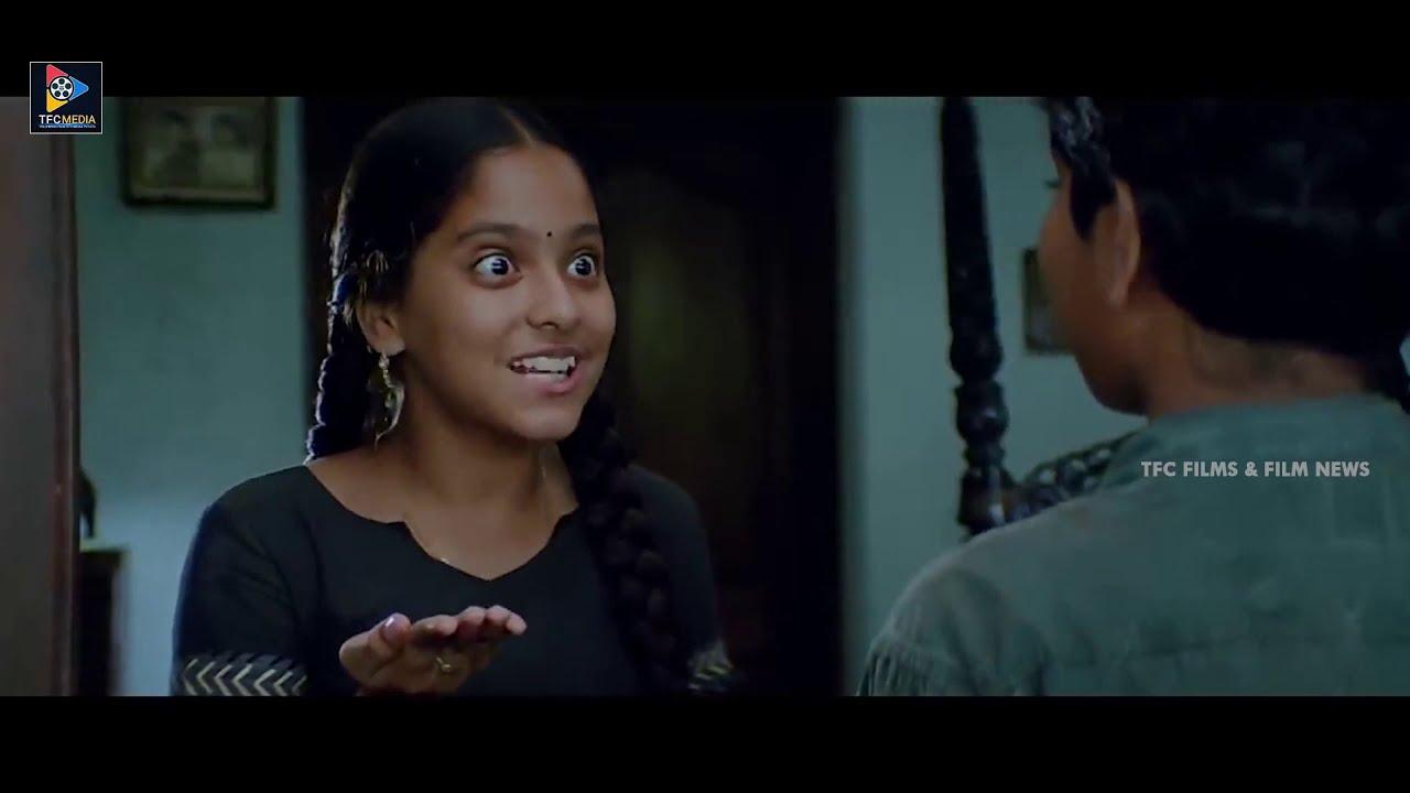 Bhumika And Tarakaratna Childhood Scene   Amaravathi Movie Scenes    TFC Films & Filmnews