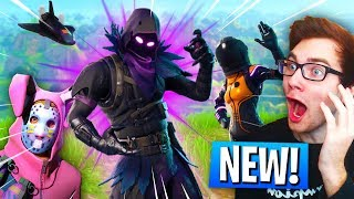 The BIGGEST UPDATE In Fortnite History Is HERE! (NEW Skins, Weapons, Emotes, and MORE!)