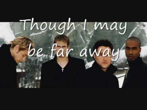 Blue - No Goodbyes lyrics