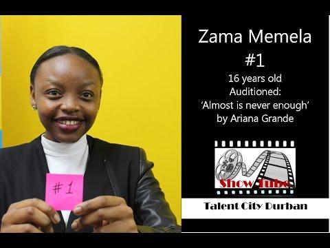 Talent City Durban - Zama Memela (#1)