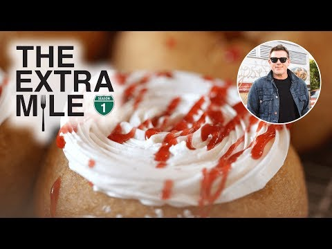 What To Eat In Daytona Beach, Florida 🍩 The Extra Mile With Tyler Florence | Food Network
