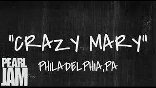 Crazy Mary - Live In Philadelphia, PA (4/28/2003) - Pearl Jam Bootleg YouTube Videos