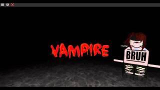 roblox vampire hunters 2