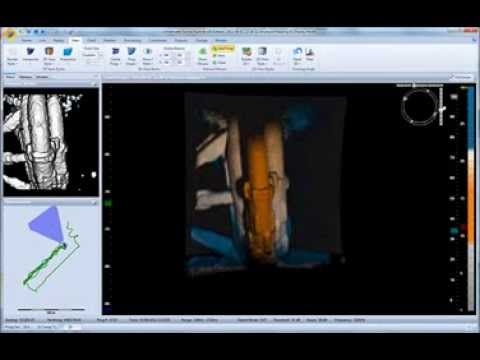 3D Real Time Subsea Jacket Inspection